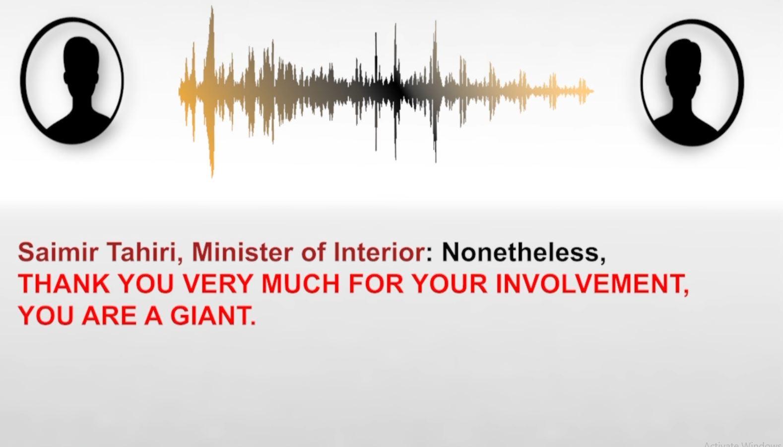 Audio-përgjimet për Dibrën, dëgjohen disa ministra e deputetë të PS