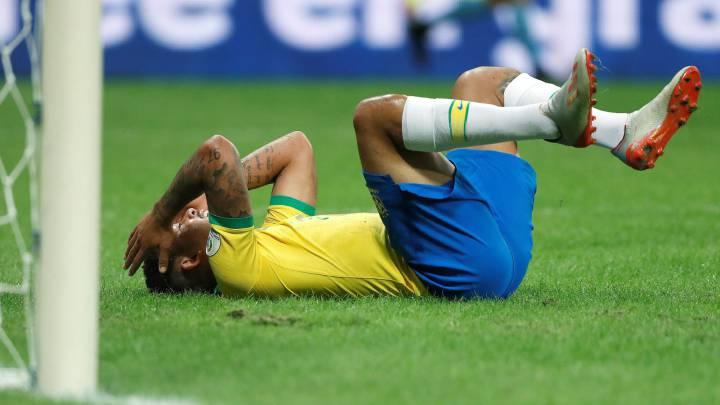 Brazili nuk bind