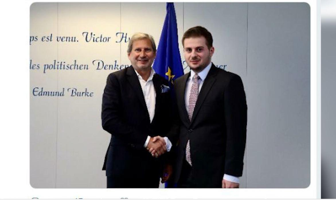 Cakaj takon në Bruksel Hahn e Mogherinin: Shqipëria gati për të hapur negociatat