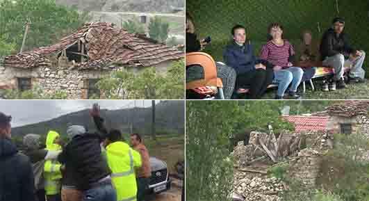 Tërmetet në Korçë, situata drejt përkeqësimit (Video)