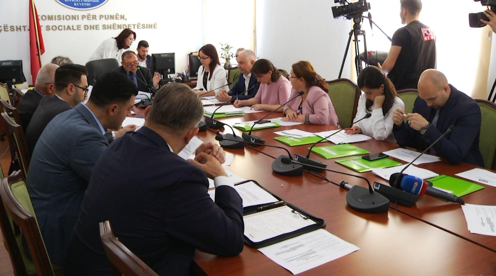 """Opozita hesht në komisionet parlamentare për përgjimet e """"Bild"""""""