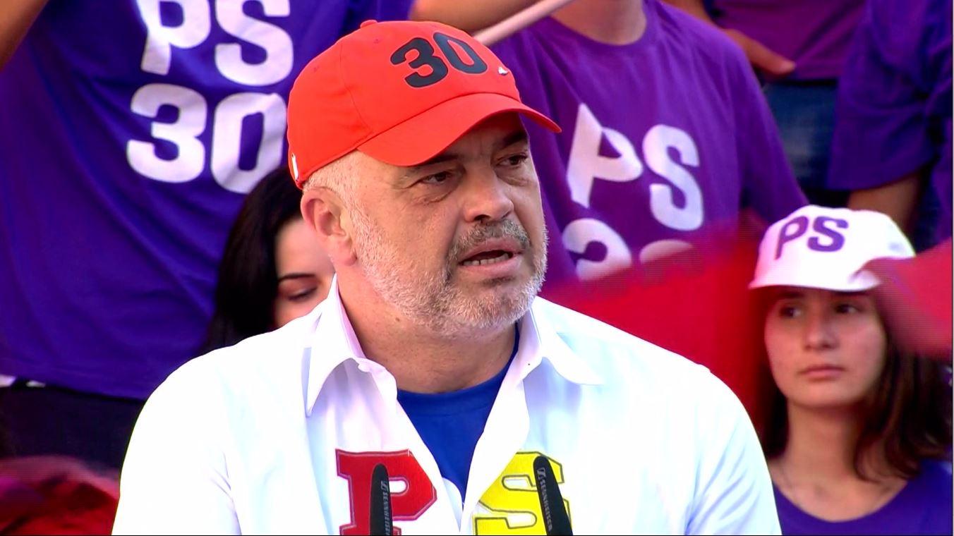 Rama ironizon Metën: Selia e opozitës rrugore është Presidenca