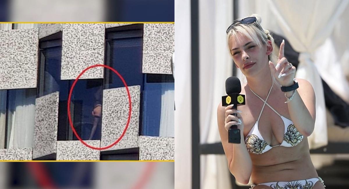 Emi Canaj: E vërteta e fotos në katin e 14 të hotelit