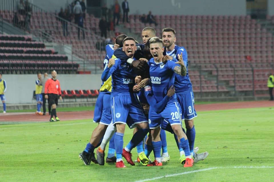 Kukësi fiton Kupën e Shqipërisë