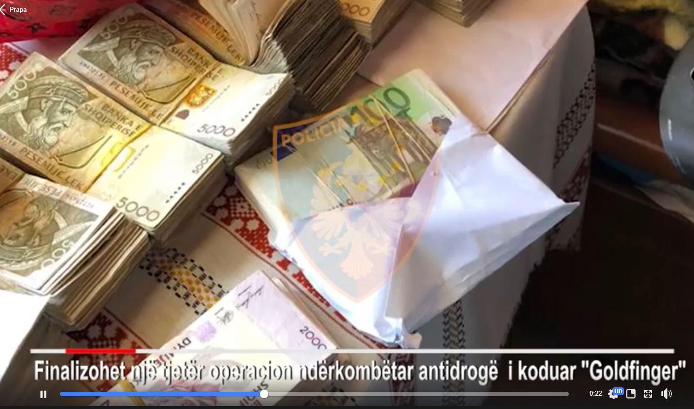 Operacion ndërkombëtar antidroge, sekuestrohet biznesi me vlerë 1 mln euro