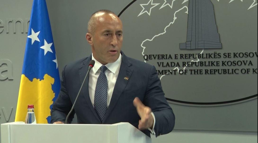 Taksa për serbët, Haradinaj: Heqja, vetëm në rast marrëveshjeje të negociuar