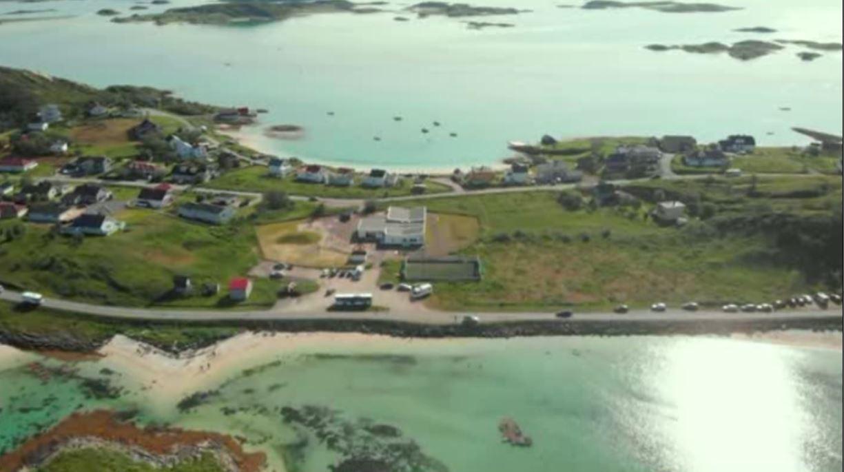 Ishulli norvegjez i thotë lamtumirë kohës