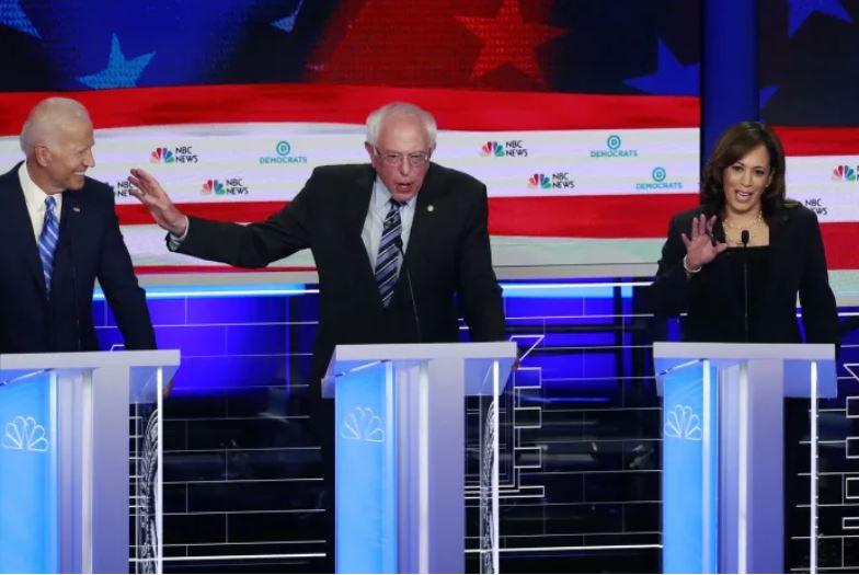 Senatorja Kamala Harris triumfon në debatin e dytë televiziv