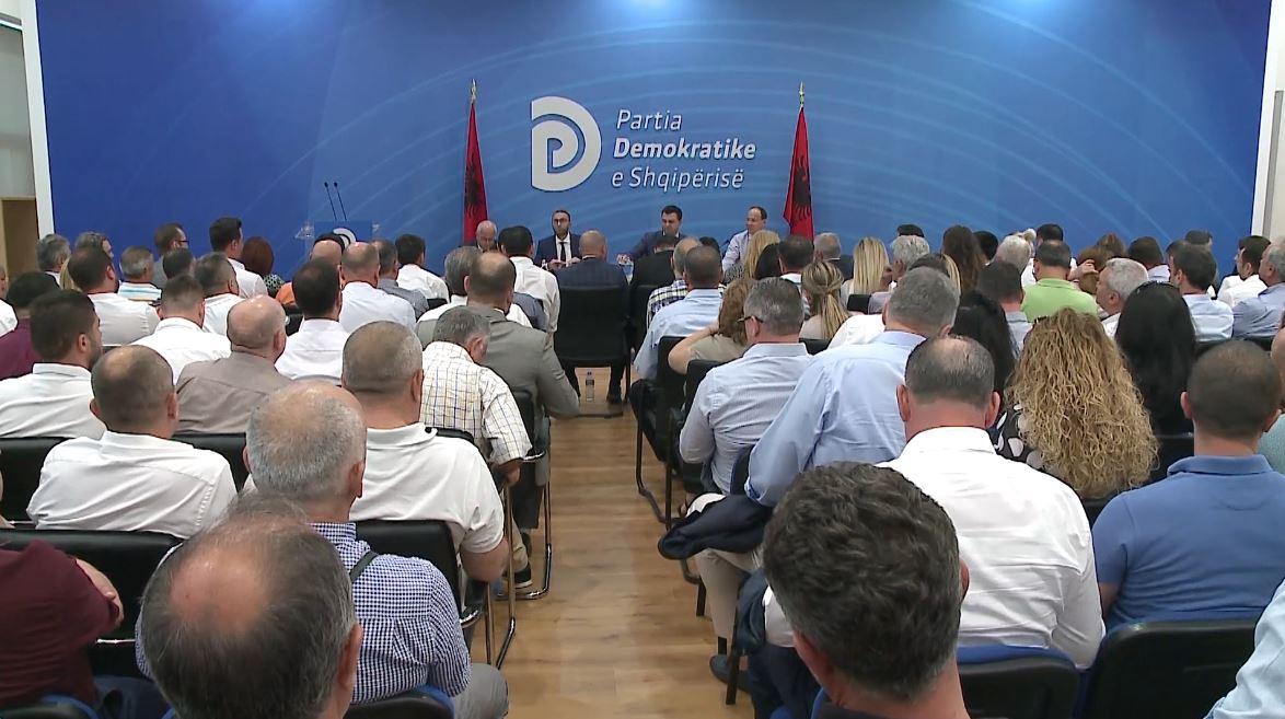 Këshilli Kombëtar i PD miraton ngritjen e aleancave qytetare