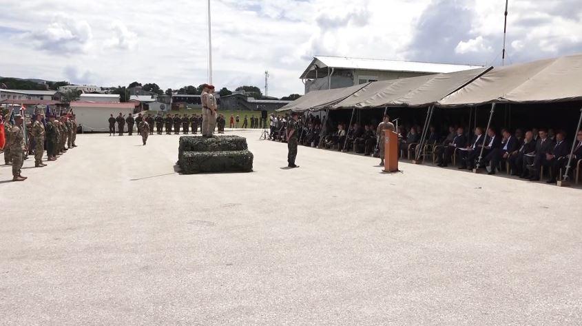 Zyrtarë ushtarakë në Kosovë përkujtojnë situatën e 20 viteve më parë