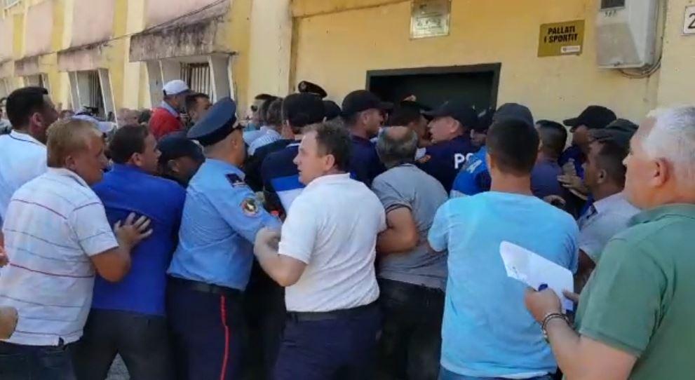Sulmet ndaj KZAZ në Mat, 9 të arrestuar
