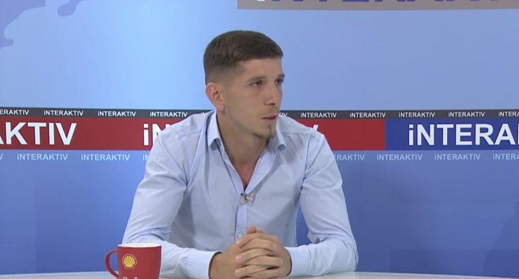 """""""E kam pa prej tribune ndeshjen"""", Lirim Kastrati tregon pse kaloi te Kosova"""