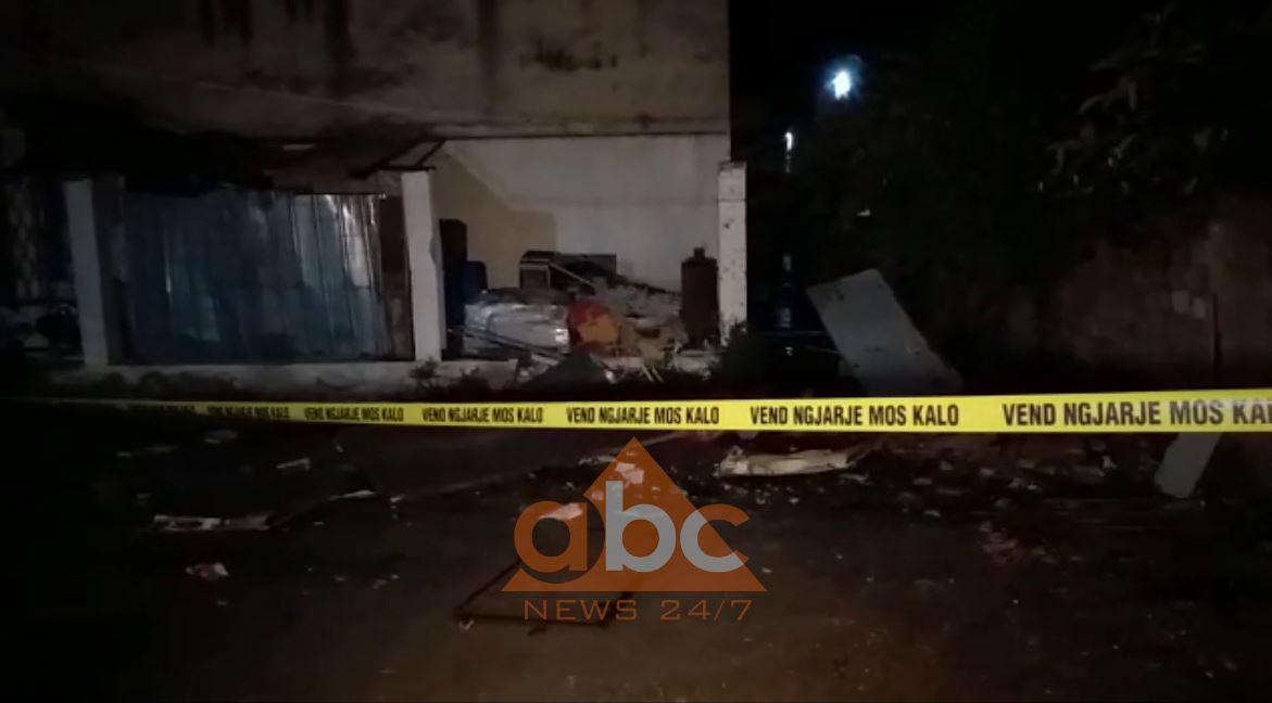 Shpërthim në Vlorë, eksploziv biznesit të një shtetasi egjiptian