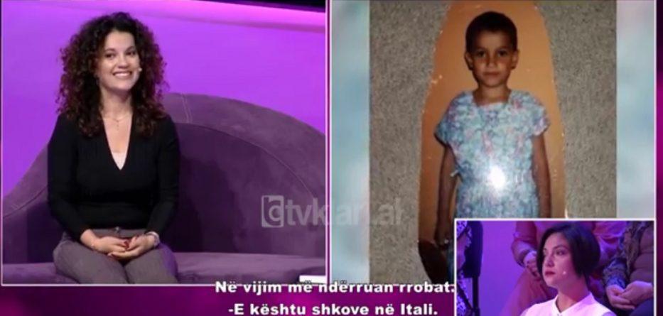 U birësua nga prindër italianë, Oriklinda takon motrat pas 28 vitesh (Video)