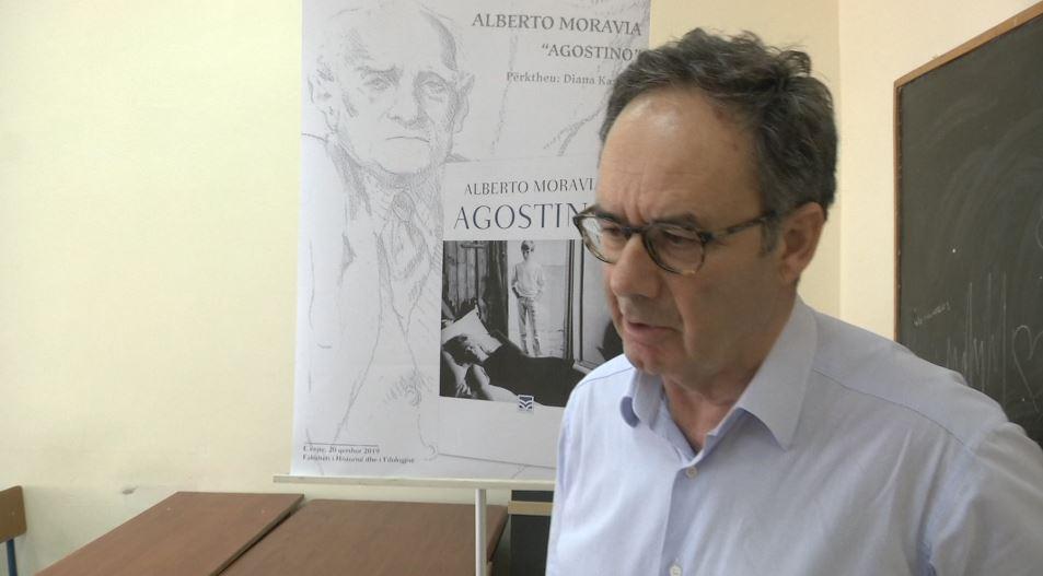 Petrit Ymeri: Autorët bashkëkohorë duhet të jenë me prezentë në auditore