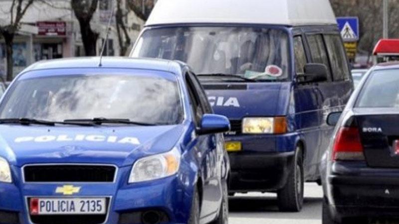 Aksident në Tiranë, plagoset drejtuesi i motorit