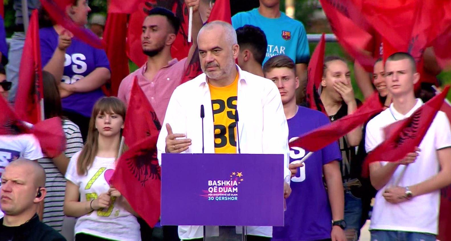Rama në Kuçovë: Zgjedhjet nuk i shtyjmë, procesi demokratik
