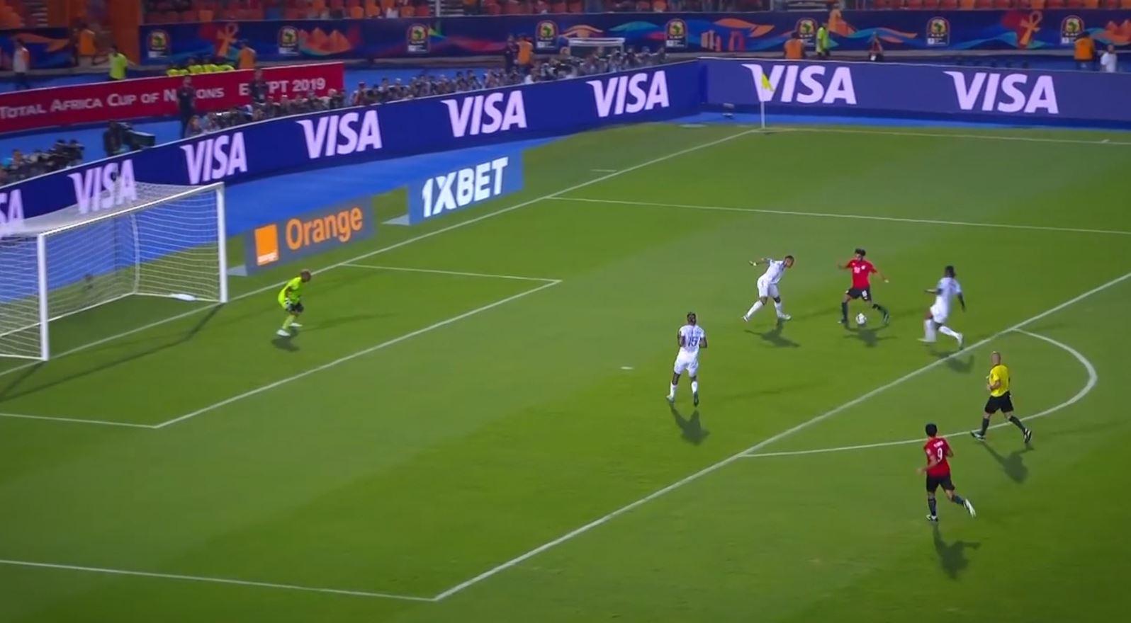 Egjipti u kualifikua, Salah shënoi në fitoren me Kongon