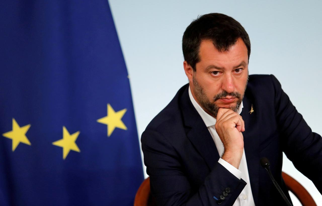 Matteo Salvini përfundon në spital