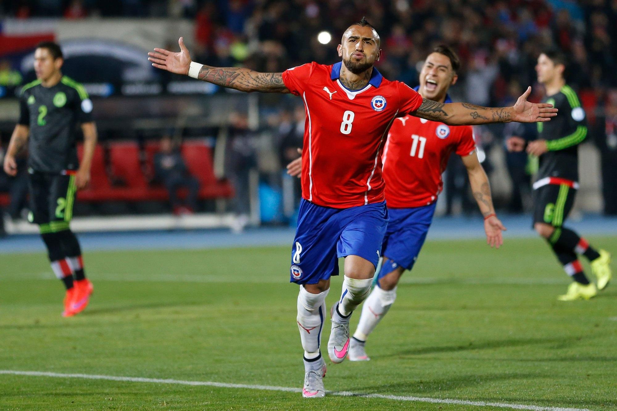 Kili vazhdon fitoret në Kupën e Amerikës