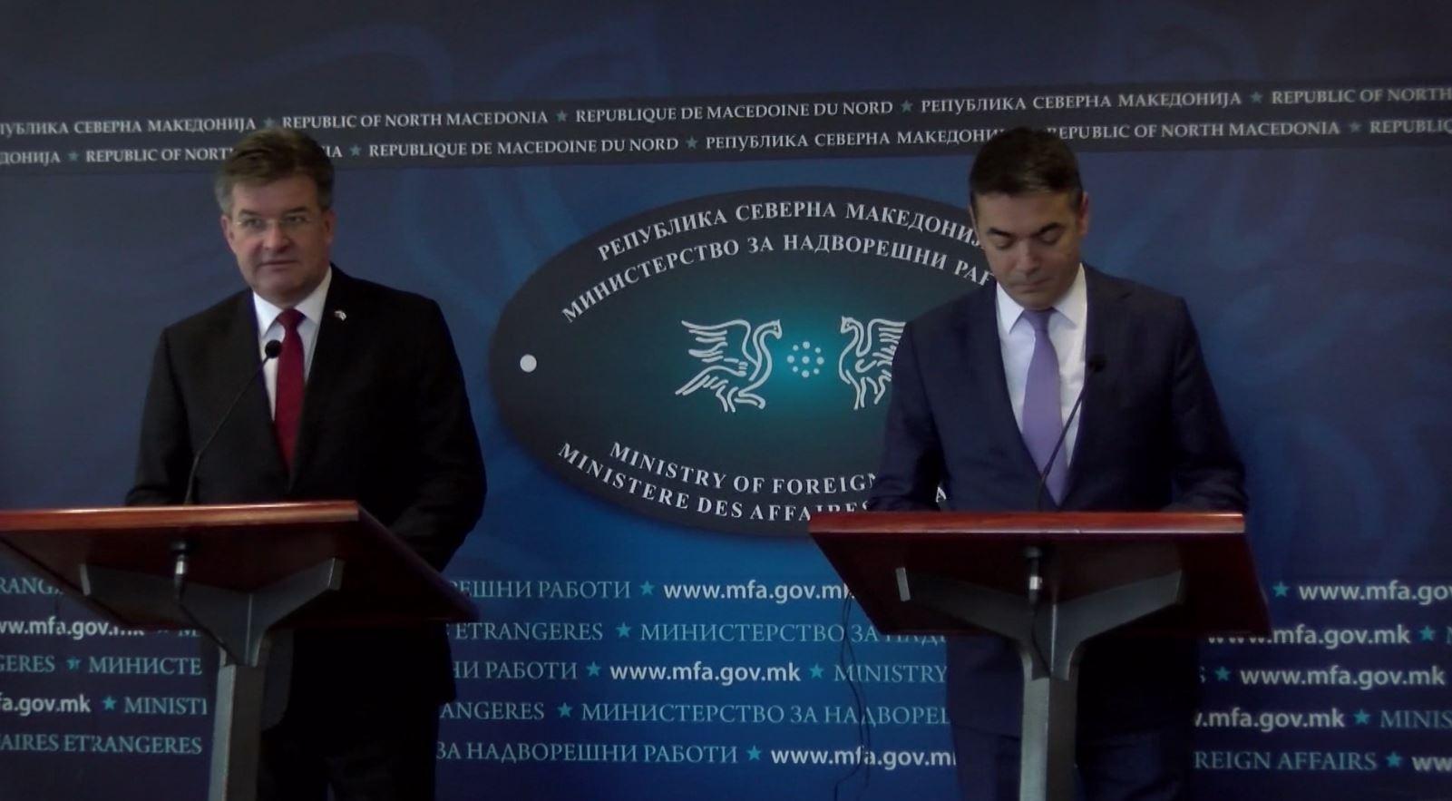 Lajçak: Keqardhje për shtyrjen e negociatave