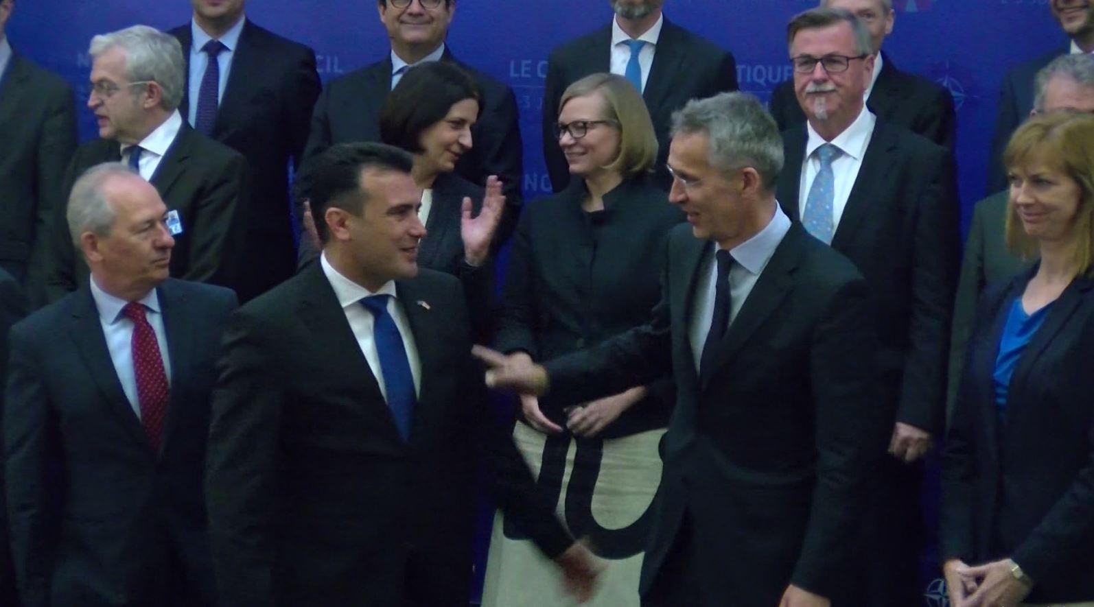 Stoltenberg në Shkup: Të gatshëm t'ju presim në NATO