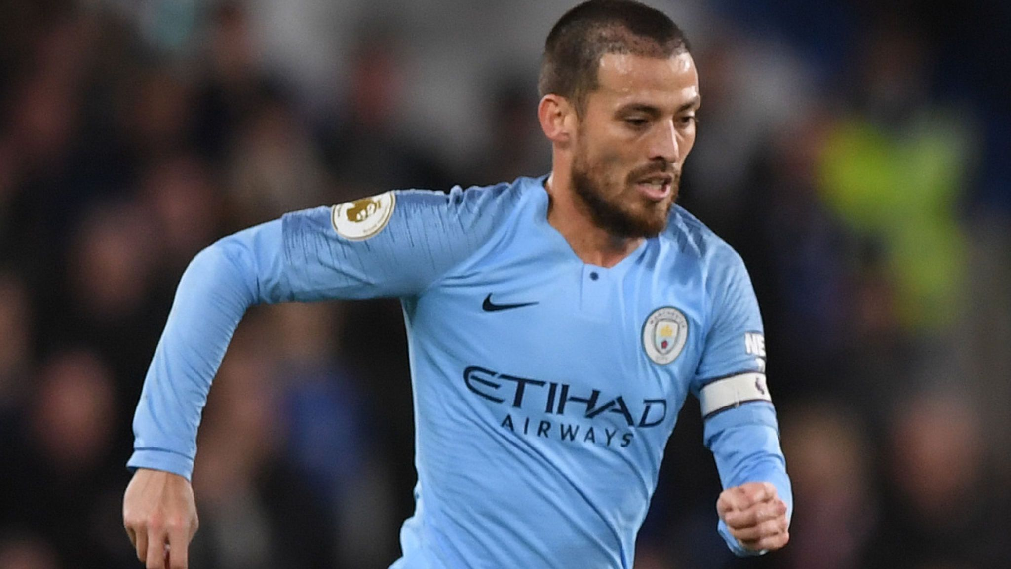 David Silva zyrtarizon largimin nga City