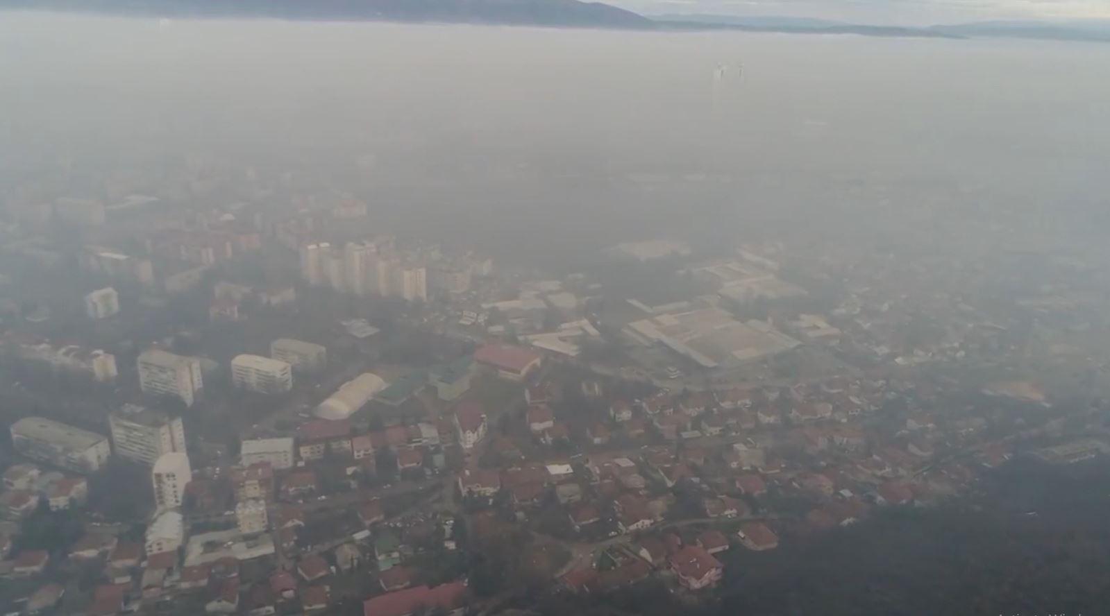 Ndotja e ajrit në Ballkan, ky është qyteti më i prekur