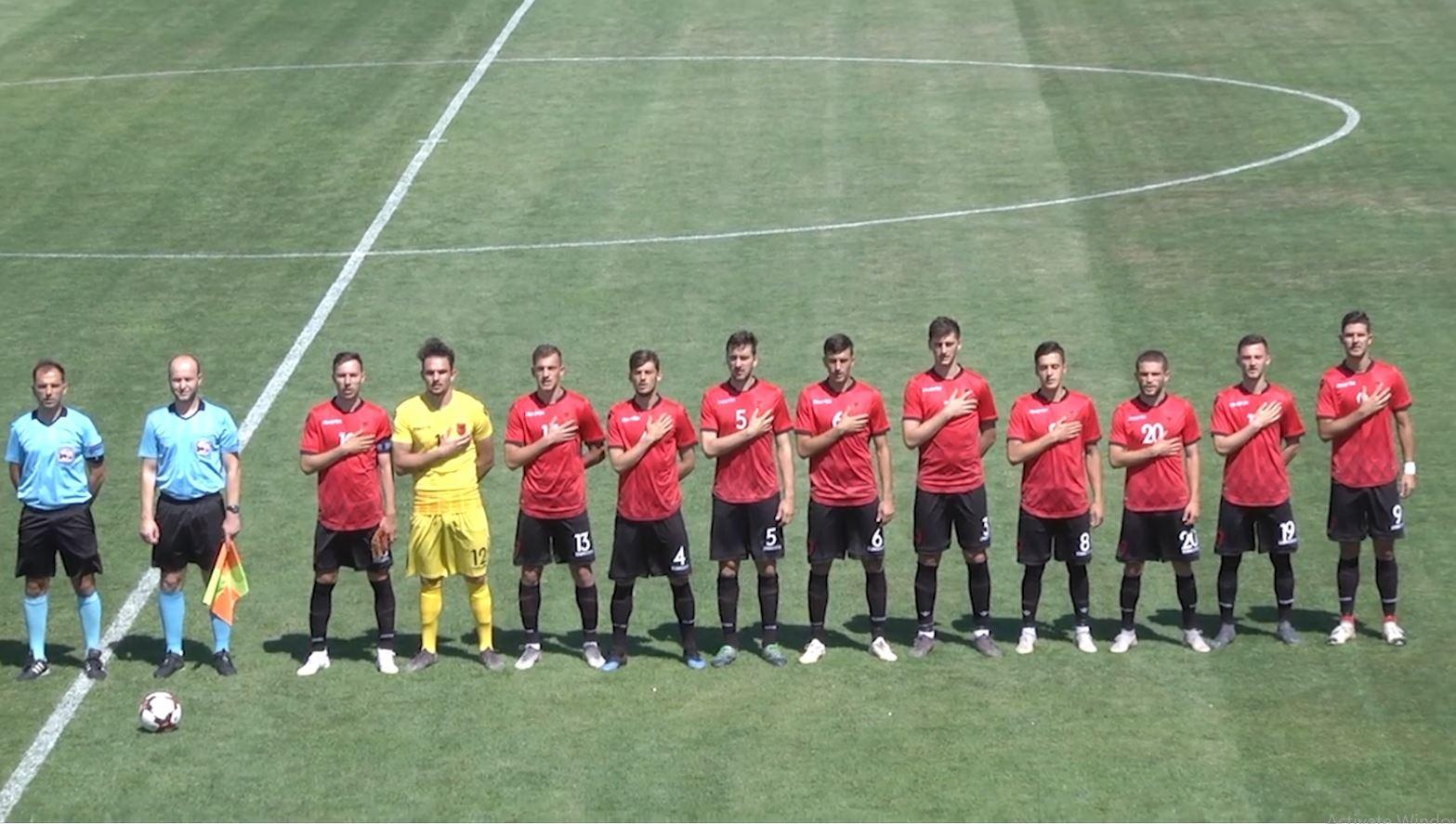 Shqipëria U21 kënaq trajnerin Bushi pas fitores në Turqi