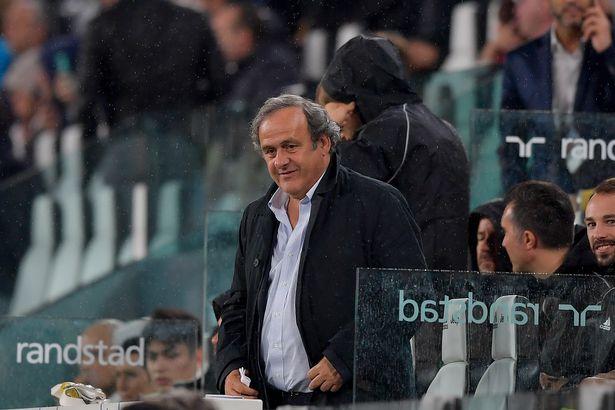 Arrestohet Michel Platini
