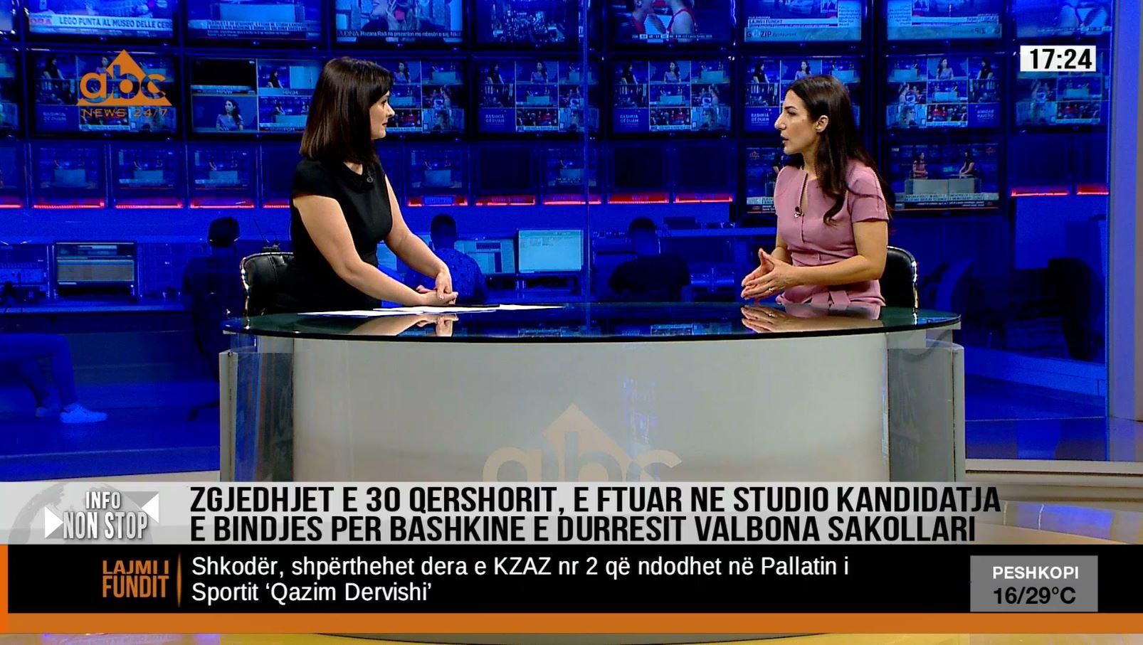 Valbona Sakollari: Kemi plan për referendume lokale në projektet tona