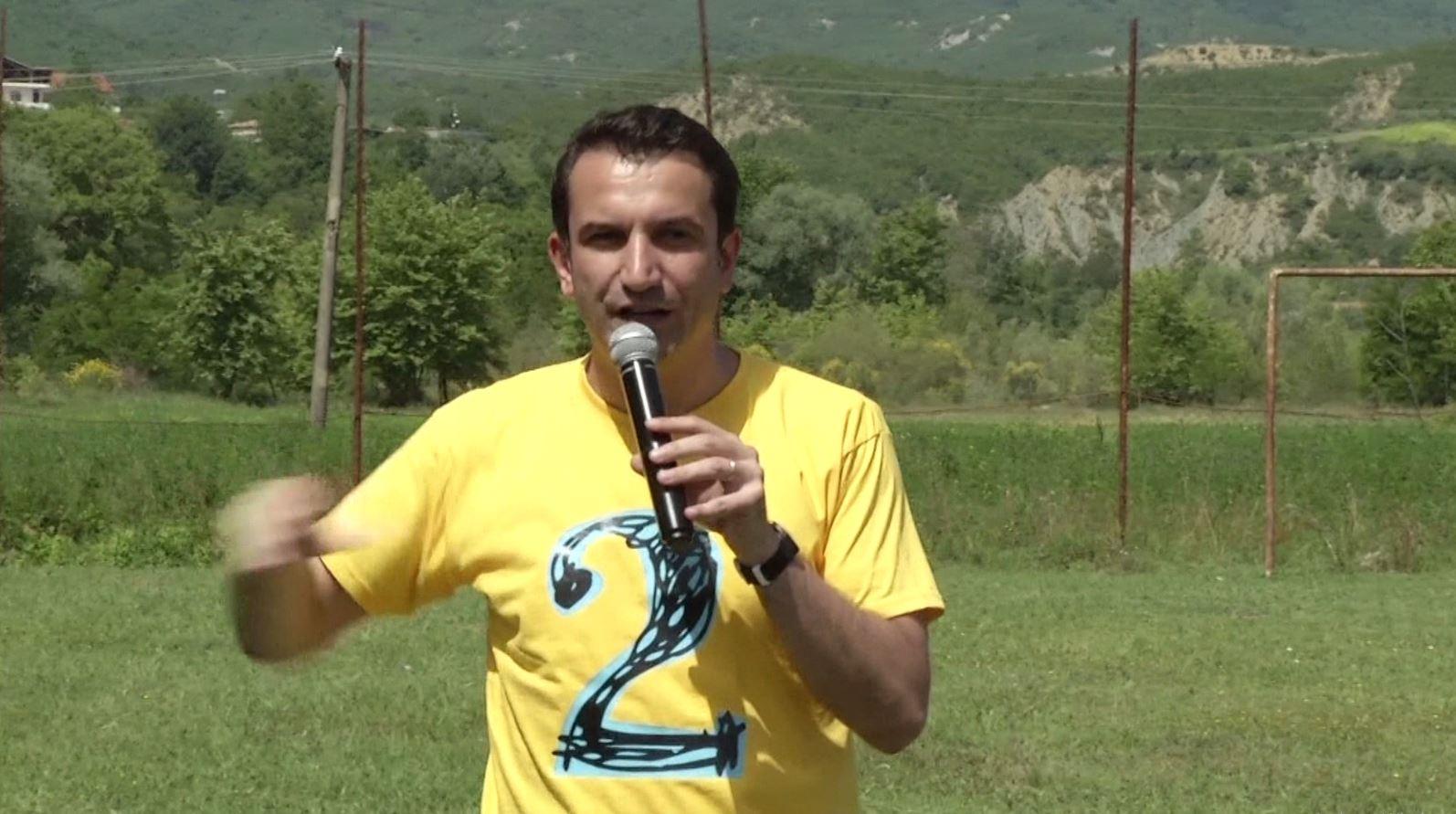 Veliaj fton popullin shqiptar të votojë më 30 Qershor