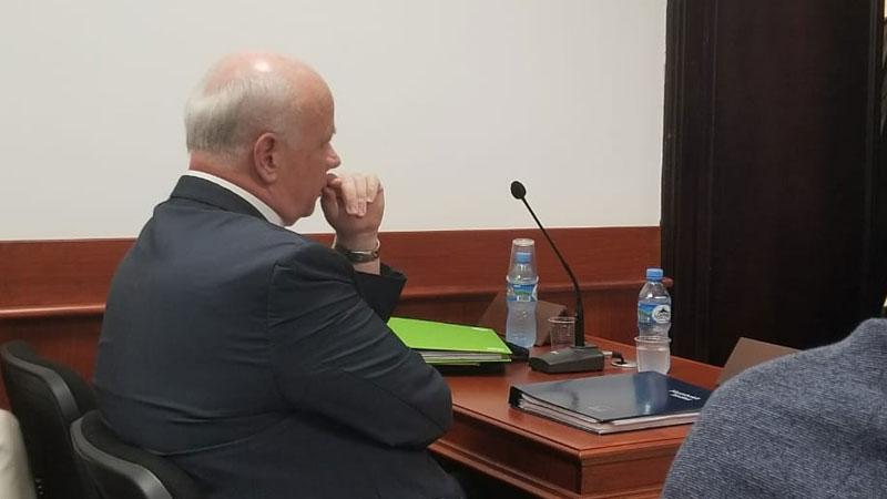 Komisioneri publik kërkon shkarkimin e kreut të Gjykatës së Lartë
