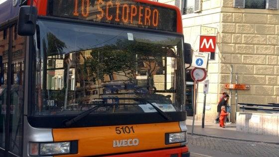 E mërkurë e zezë në Itali, nis greva e përgjithshme e transportit