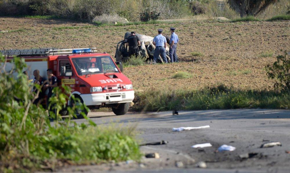Dënohen me burg përjetë autorët e vrasjes së gazetares malteze