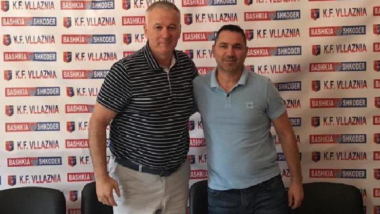 Prezantohet trajneri i Vllaznisë