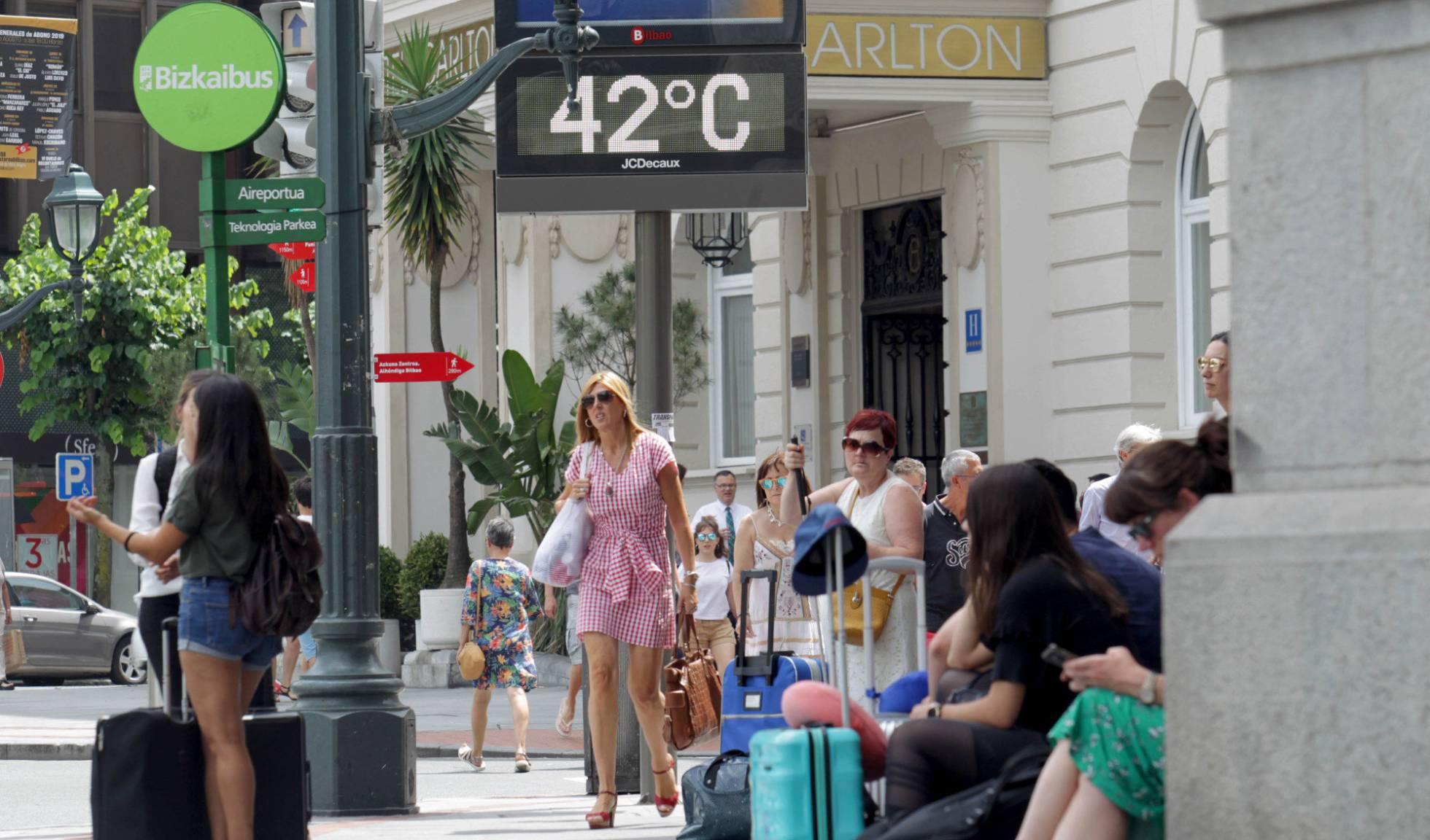 Vala e të nxehtit, gjendje alarmi në Itali, Francë dhe Spanjë