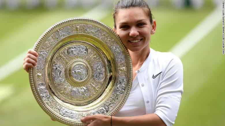 Ylli nga Rumania mund në finale Serena Williamsin