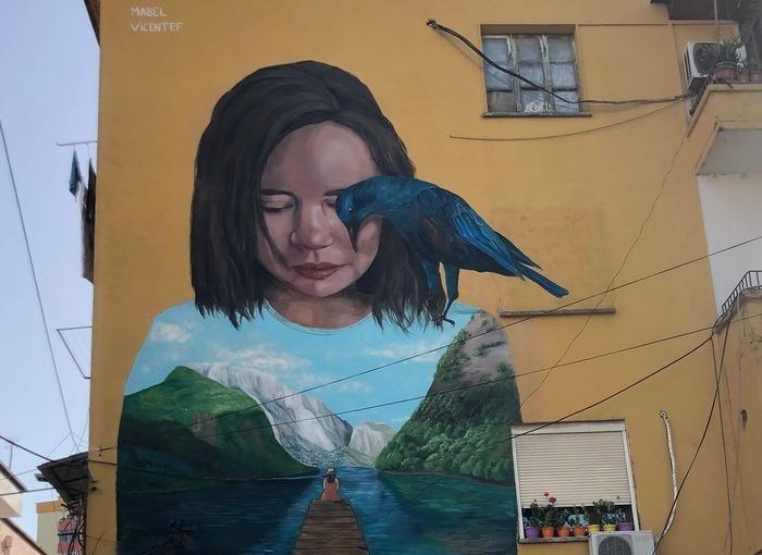Nisma e Bashkisë së Tiranës që u jep jetë fasadave