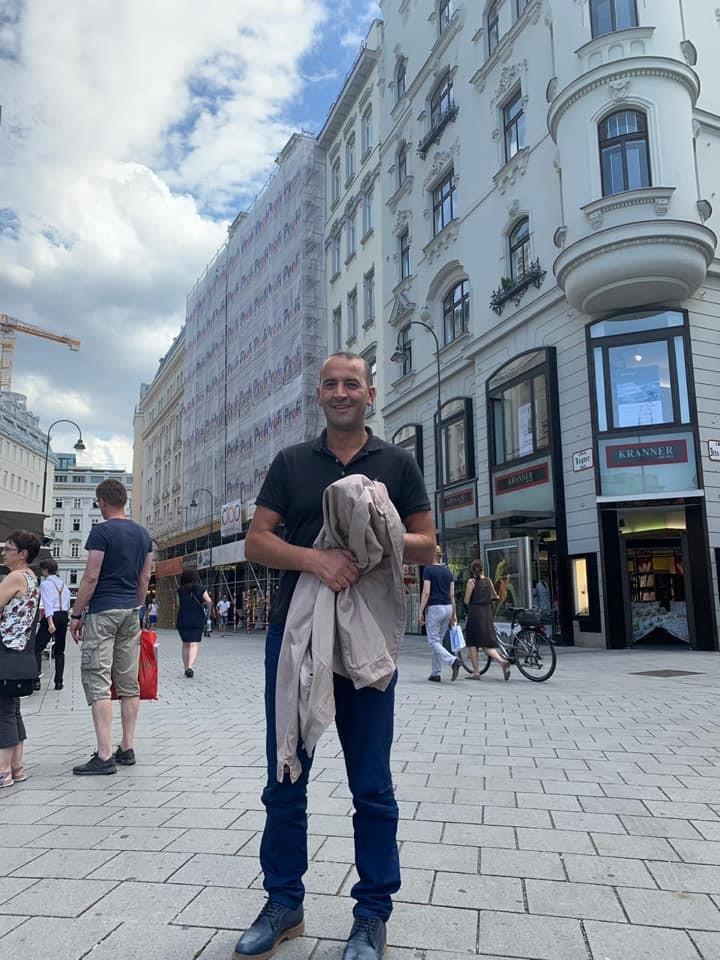 Vëllai i kryeministrit të Kosovës, Daut Haradinaj: Live nga Vjena