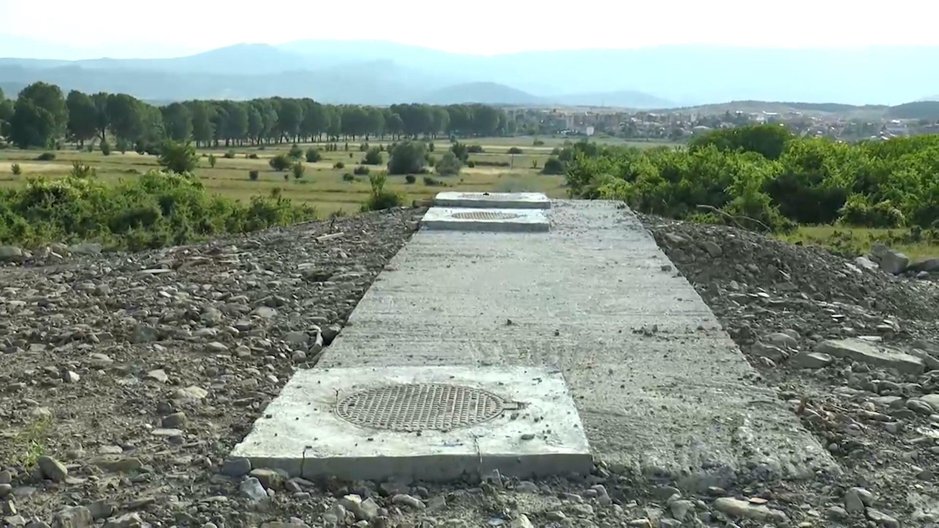 Drejt përfundimit ujësjellësi i ri në Ersekë