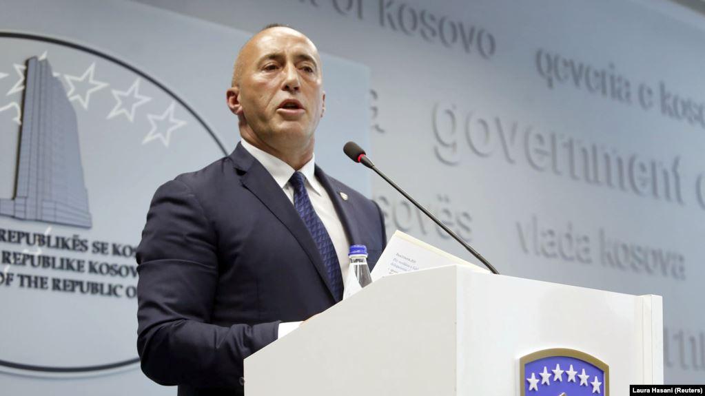 Haradinaj intervistohet në Hagë