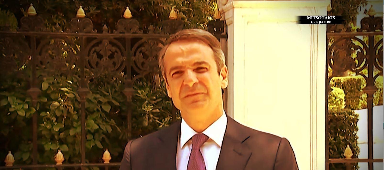 Kryeministri grek Mitsotakis paralajmëron ndryshim të madh