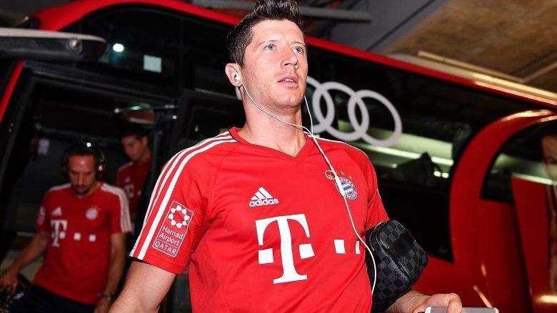 Sulmuesi Levandovski kritikon Bayernin