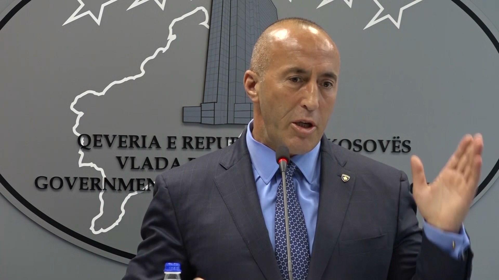 Ramush Haradinaj pranon humbjen: Zgjedhjet ishin demokratike, tashmë jemi në opozitë