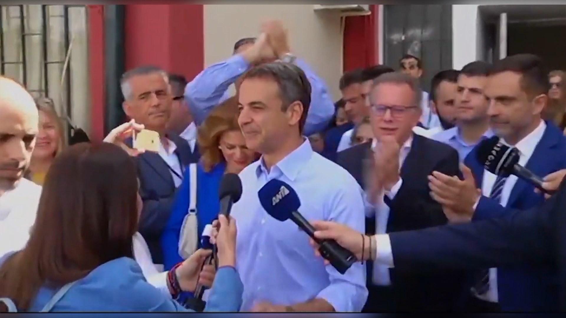Tsipras pritet t'i lërë vendin konservatorit Mitsotakis