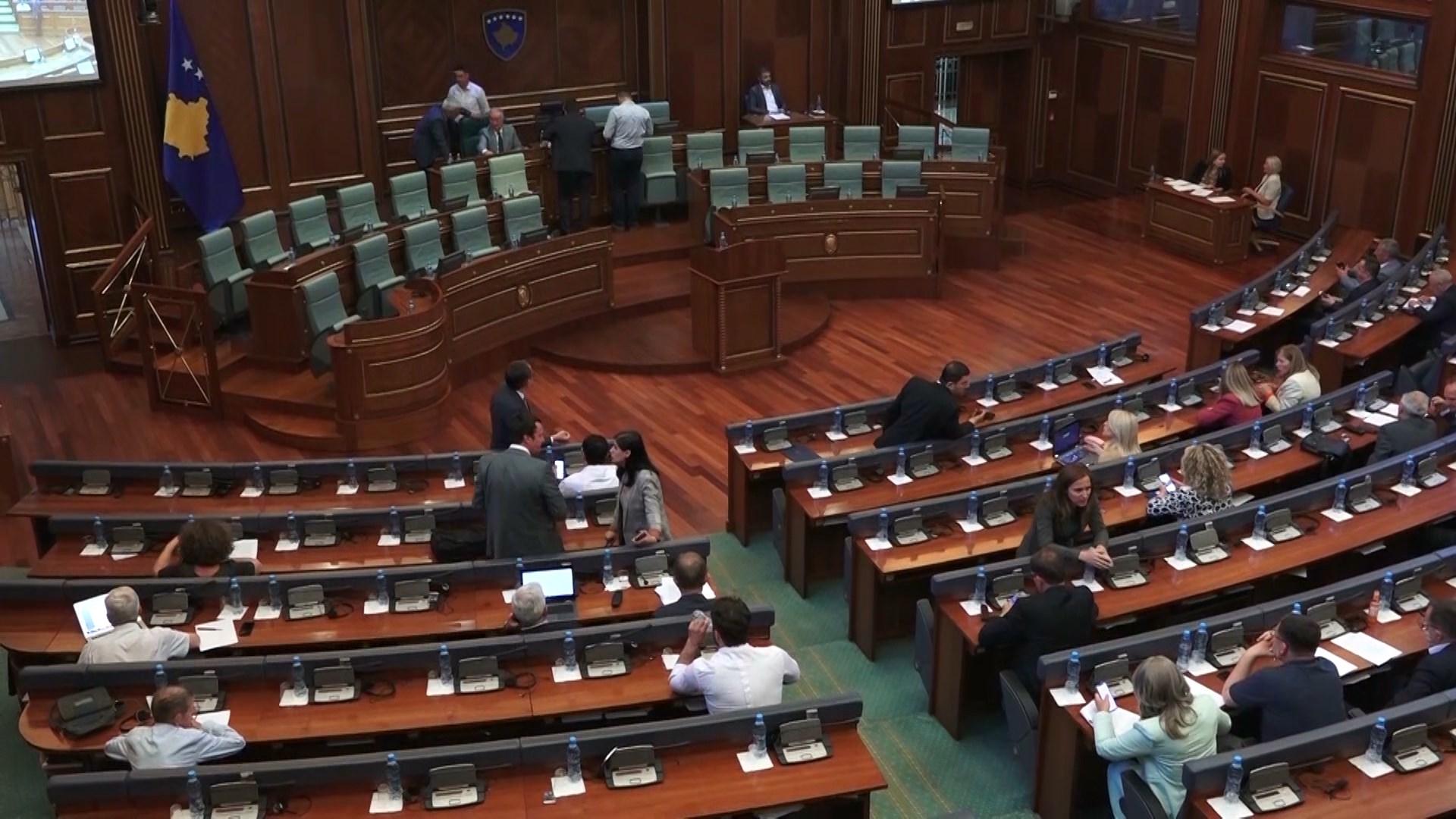Parlamenti i Kosovës, seancë për shqiptarët në Luginën e Preshevës