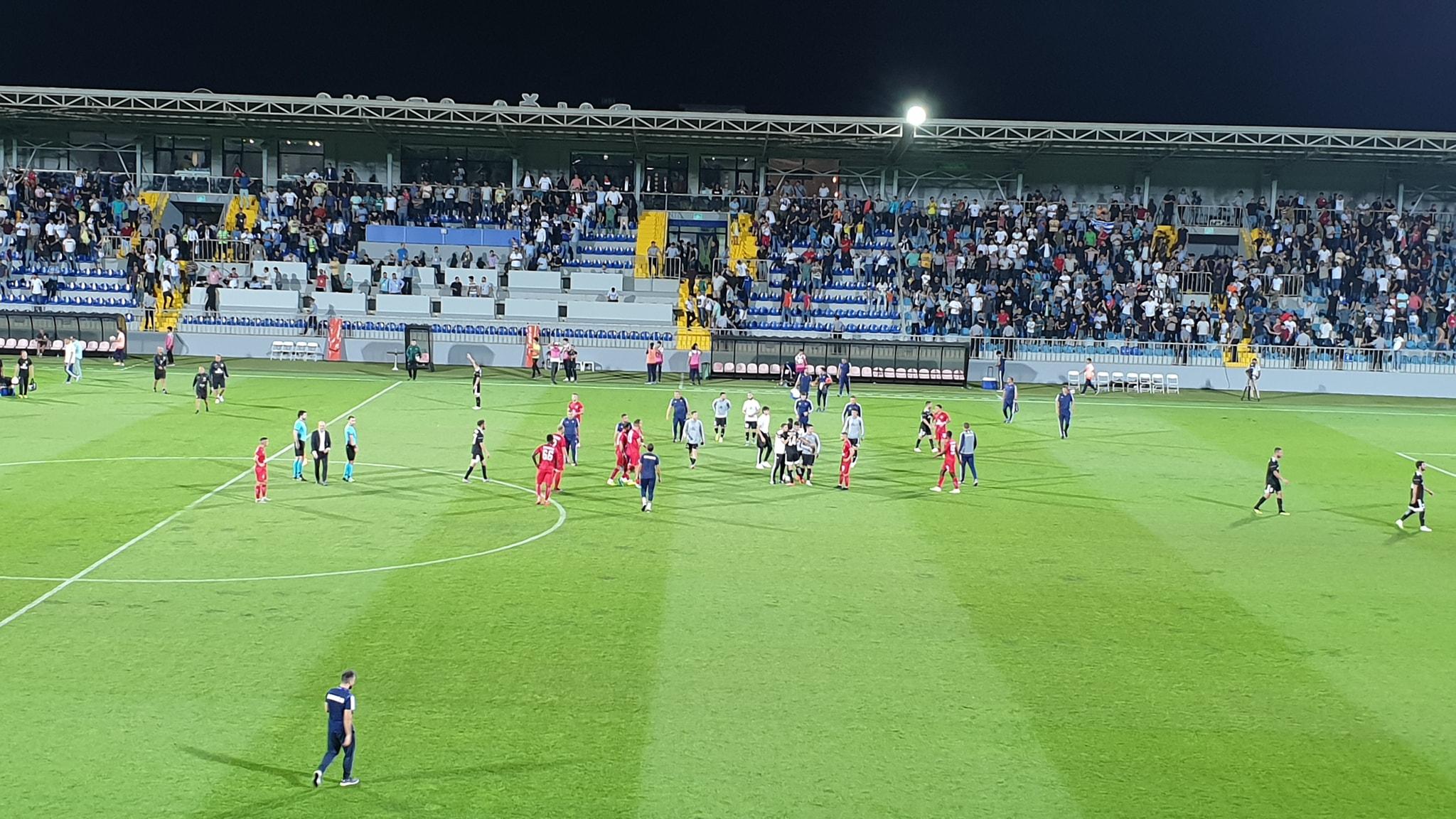 Partizani përfundon aventurën në Champions League
