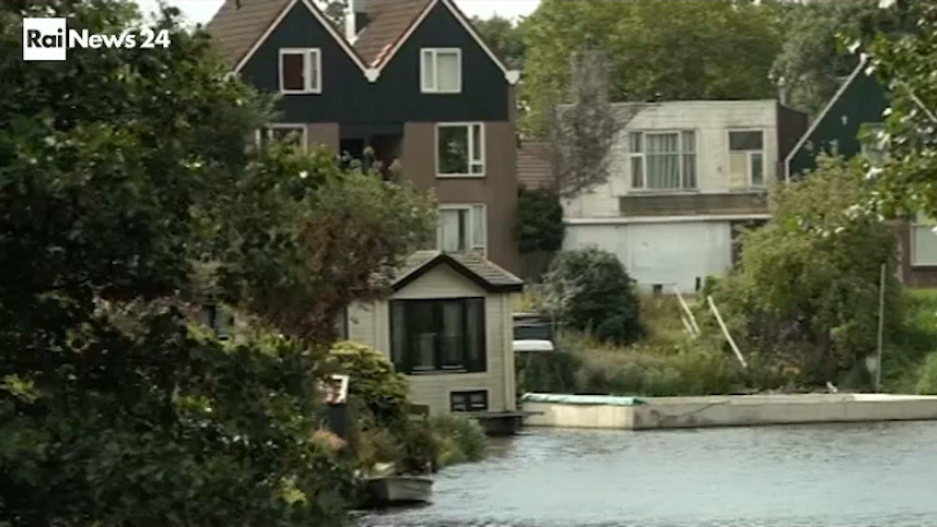 1 milion shtëpi të ndërtuara mbi ujë në Vendet e Ulëta rrezikojnë shembjen