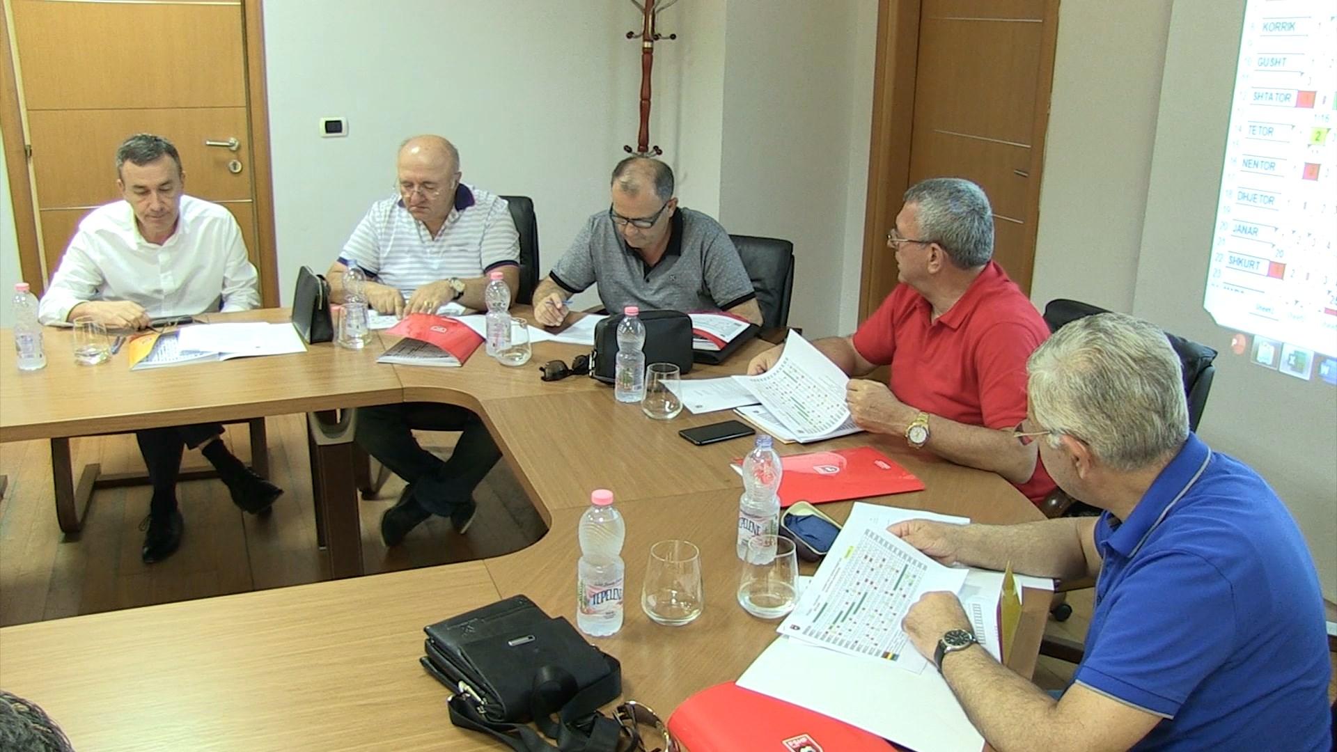 Komiteti Ekzekutiv miraton disa ndryshime në futbollin shqiptar